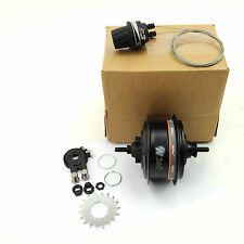 NuVinci N360 Internally Geared Rear 32H Bicycle Hub // Black // Disc // OEM