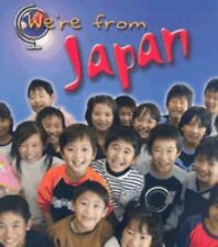 We're From ... Ser.: Japan by Victoria Parker (2005, Paperback)