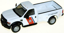 River Point RiverPoint 1/87 HO Ford Super Duty F-350 Coast Guard 538-5155.24