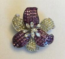 New Nolan Miller's Spring Flower Pin Brooch