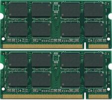 New 4GB 2x2GB SODIMM PC2-4200 Dell Inspiron 1501 MEMORY