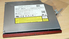 Nuevo genuino Dell Vostro 3350 9.5 mm 8x Dvd ± rw Dl Sata Drive uj8c2 8x3md h08g5