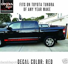 Decal Fits TOYOTA Tundra / SR5 2007 2008 2009 2010 2011 2012 2013 to 17