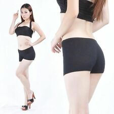 NEW Women's Cotton Sports Shorts Casual Black Beach Running Slim Mini Pants