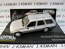OPE130 1/43 IXO designer serie OPEL collection : REKORD E break H.Killmer