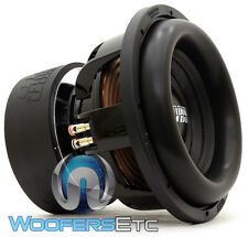 "SUNDOWN AUDIO X-12 V.2 D4 SUB PRO 12"" DUAL 4-OHM 1500W RMS BASS SUBWOOFER NEW"