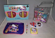Hello Kitty London Lip, Nail, Mirror & Tweezers Gift Set