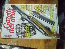 1µ? Revue Gazette des Armes n°315 Schmeisser MP28 Ets Pieper Kuchenreuter