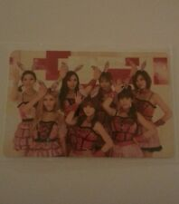 "T-ara ""Bunny Style"" Group Official Photocard Card Kpop K-pop snsd exo + freebies"