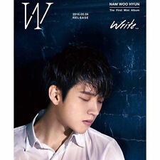 INFINITE NAM WOO HYUN - [WRITE] 1st Mini Album CD+Photo Book+Photo Card K-POP