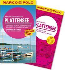 !! Plattensee 2014 UNGELESEN Reiseführer mit Karte Marco Polo Balaton Ungarn