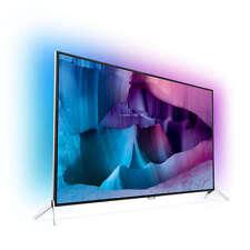 """Ultraflacher 4K UHD Philips Smart TV Fernseher 48PUS7600/12, 3D 48"""" 121 cm EEK A"""