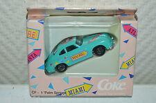 PORSCHE 356 A  COCA COLA PALM SPRING  1/60 EDOCAR 1994 DIE-CAST VEHICLES NEUF