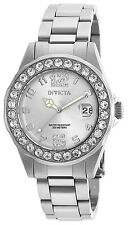 Invicta Women's 21396 Pro Diver Analog Display Quartz Silver Watch