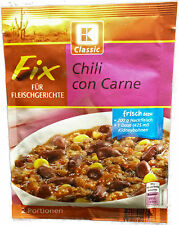 FIX for  Chili con Carne, 2 servings, fresh from Germany