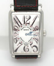 Stainless Steel Authentic Franck Muller America Automatic 1300 SC DT  Watch