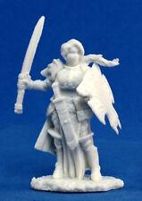 1 x TRISTA - BONES REAPER figurine miniature jdr white wolf rpg pathfinder 77094