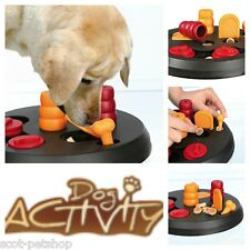 NEW Dogs Dog Training Activity Toy Flip Board 32026