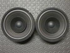 "NEW (2) 8"" Full Range Coaxial Speakers.2 way Eight inch w/ tweeter.8ohm.PAIR.8in"