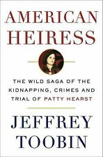 American Heiress Hardcover By Jeffrey Toobin