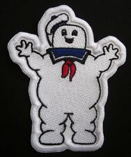 Stay Puff Marshmallow Man Ghost-busters Villain  Iron or Sew On Patch