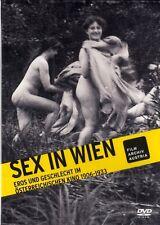 SEX IN WIEN: Eros und Geschlecht im Österreichischen Kino 1906-1933 (DVD) NEU