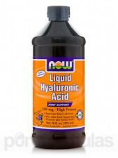 Liquid Hyaluronic Acid 100 mg - 16 fl. oz (473 ml) by NOW