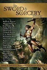 The Sword & Sorcery Anthology-ExLibrary