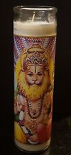 Prayer Altar Church Candle नरसिं NARASIMHA Narasingh VISHNU Free Shipping USA