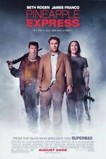 """PINEAPPLE EXPRESS Movie Poster [Licensed-NEW-USA] 27x40"""" Theater Size"""