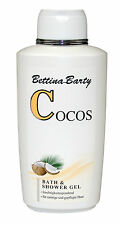 Bettina Barty COCOS Bath & Shower Duschen 500 ml Sommer tropisch