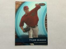 2012 Bowman Bowman's Best Prospects Tyler Skaggs Arizona Diamondbacks