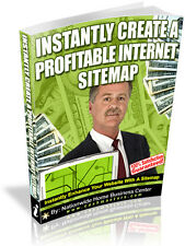 INSTANTLY CREATE A PROFITABLE INTERNET SITEMAP PDF EBOOK FREE SHIPPING