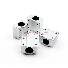 4X SC8UU SCS8UU 8mm Linear Ball Bearing Linear Motion Bearing Slide For CNC M22