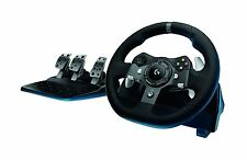 NEW Logitech G920 Driving Force Racing Wheel (941-000121)