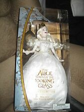 Disney Store Mirana The White Queen Alice Through the Looking Glass Doll MIP