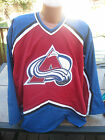 Vintage Hockey CCM Authentic New COLORADO AVALANCHE Jersey XL Maska Canada Made
