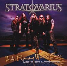 Stratovarius  under flaming winter skies  Doppel  CD  NEU / VERSIEGELT/ SEALED