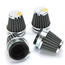 4Pcs 54mm Air Filter For Honda CB 750 CB750 C F K 1979 1980 81 82 54mm