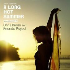 A  Long Hot Summer [Digipak] by Chris Brann (CD, Jun-2012, King Street)