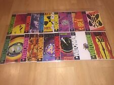 DC Comics The Watchmen Complete Full Run 1-12 All 1st Printings Alan Moore 1986!