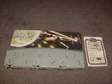 Original STAR WARS 12 Action Figure Display Stand Mail Away 1977 Complete & Nice