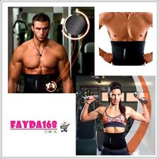 Waist Trimmer AB Belt Adjustable Slimming Tummy Belly Exercise Fitness Equipment