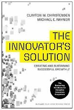 The Innovator's Solution : Creating and Sustaining Successful Growth          a1