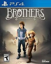 Brothers: A Tale of Two Sons (Sony PlayStation 4, 2015)