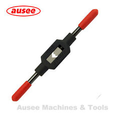 Tap Wrench M4-M12 (Powder coated carbon steel body with quality rubber grip)