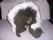 New Original Parka Hood Extreme Cold Weather  M-51 M-65 OG-107 FUR RUFF M-1951