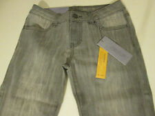 JENNIFER LOPEZ STRETCH SKINNY JEANS MS SZ 2 LONG -GREY-NWT