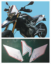 Aprilia DORSODURO 750 2008 Kit tabelle  - adesivi/adhesives/stickers/decal