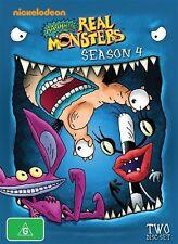 AAAHH!!! Real Monsters: Season 4 DVD NEW